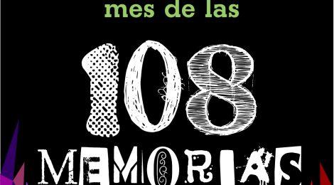 CONVOCATORIA PUBLICA  SETIEMBRE MES DE LAS 108 MEMORIAS (2016)